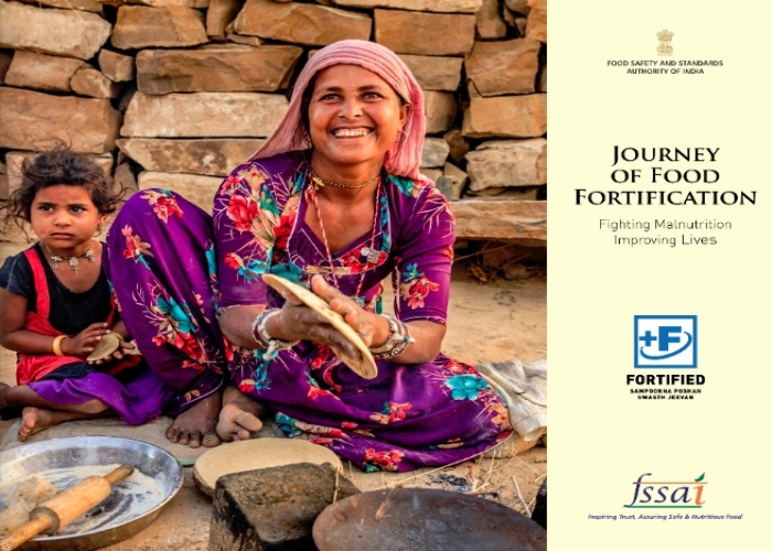Journey of Food Fortification