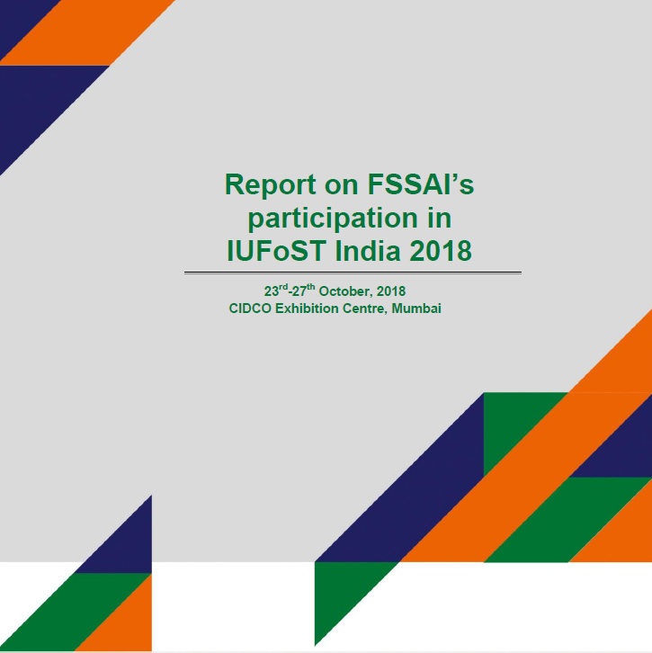 Report on IUFoST India 2018