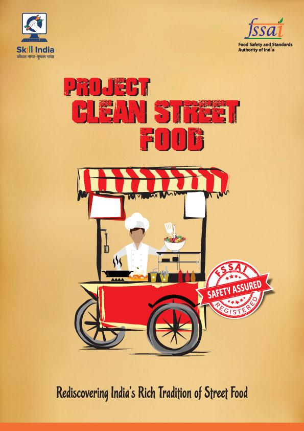 Clean Street Food Brochure