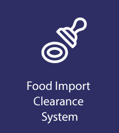 Ensures compliance of Imported food Consignments
